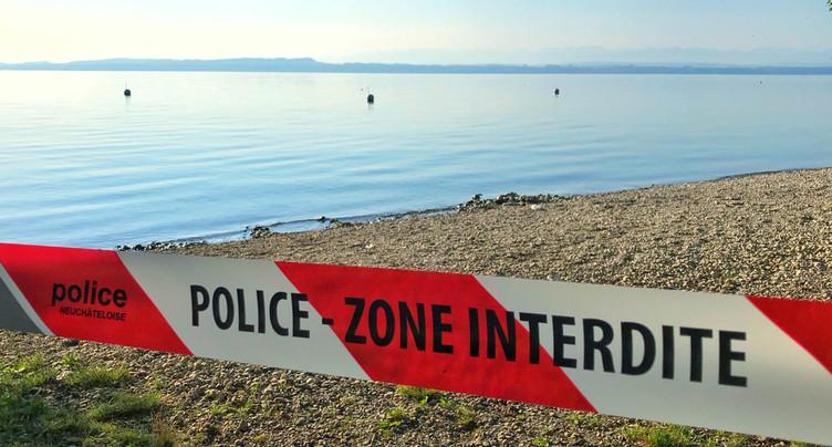 Le lac de Neuchâtel sous haute surveillance