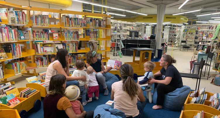 De la lecture dès le plus jeune âge