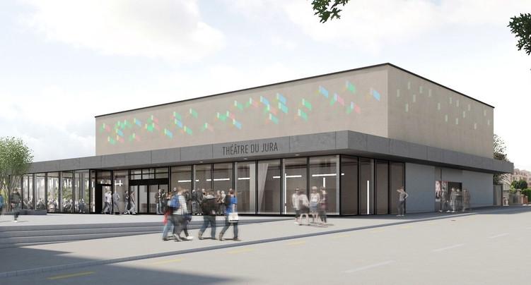 Théâtre du Jura : subvention cantonale de 4 millions proposée
