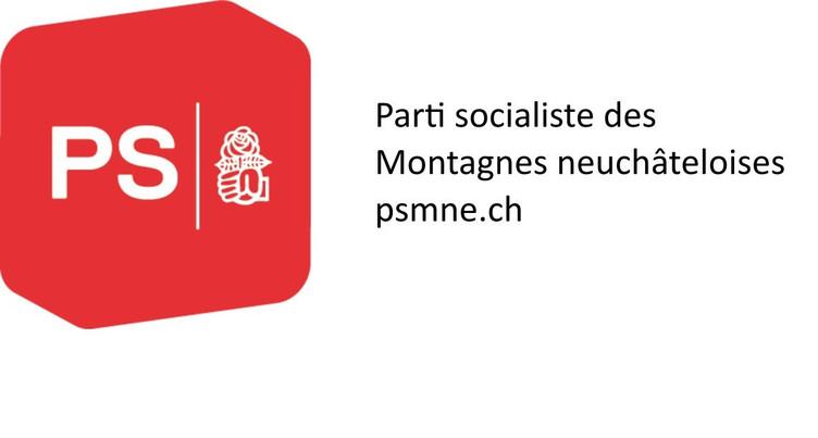 Le PS des Montagnes neuchâteloises lance cinq candidats