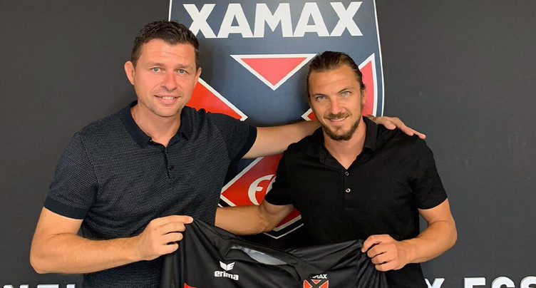 Alexandre Pasche rejoint Xamax