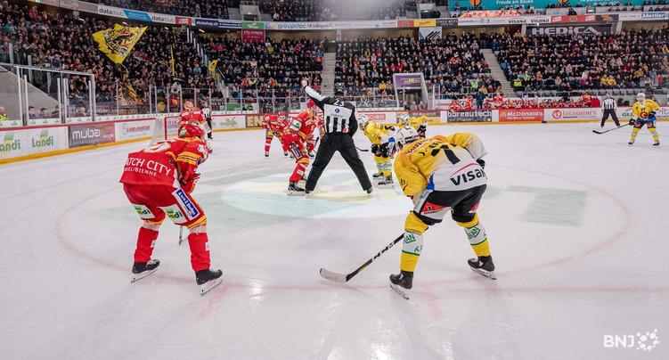 Hockey sur glace : début de saison reporté au 1er octobre