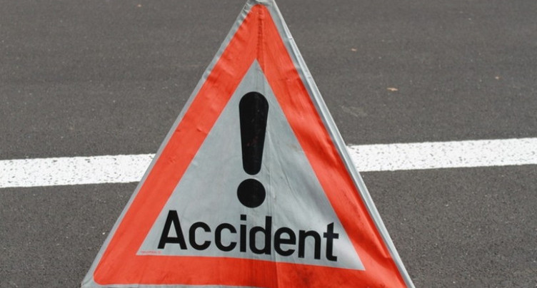 Un accident entre Porrentruy et Alle