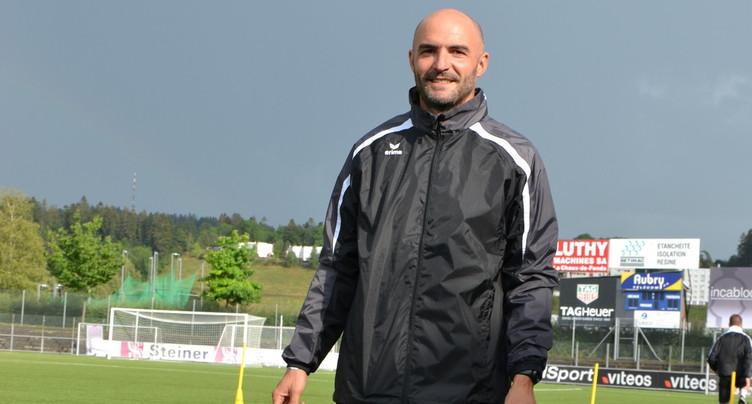 Le FC La Chaux-de-Fonds en attente d'une éventuelle reprise