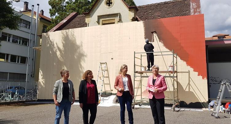 La loge du Parc municipal de Bienne veut reprendre vie