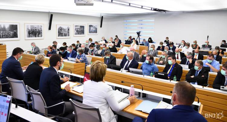 Bilan de législature : l'œil des présidents des groupes parlementaires