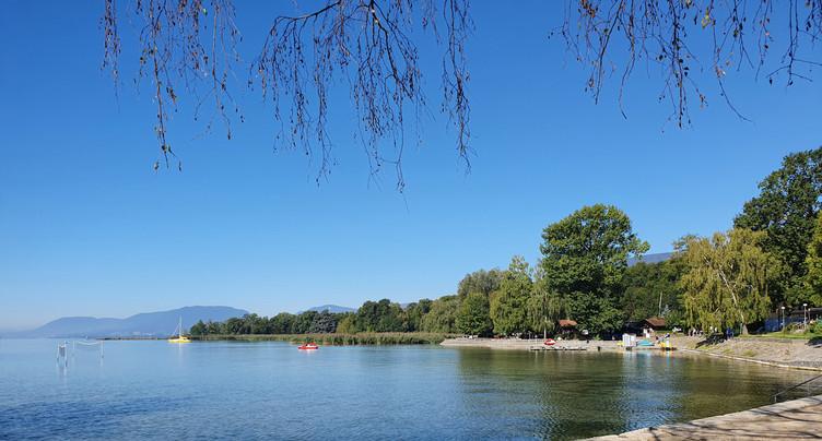 Un crédit pour rendre les rives du lac accessibles
