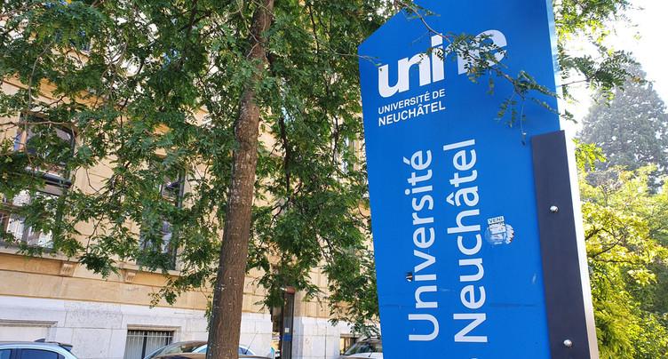 L'Université de Neuchâtel accréditée à l'appellation « Université »