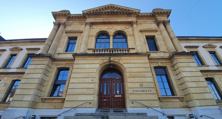Les étudiants seront de retour à l'Université de Neuchâtel