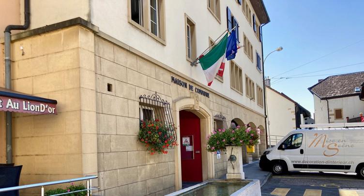Elections communales : La Tène