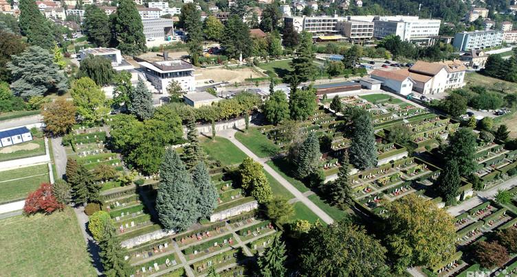 Un nouveau lieu de recueillement au cimetière de Beauregard