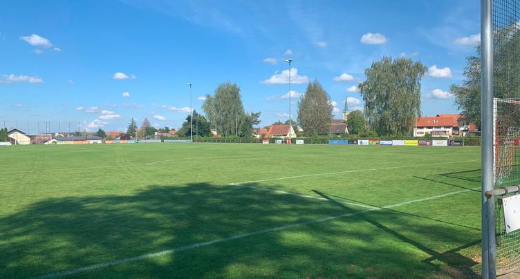 Courgenay planchera sur de nouvelles infrastructures sportives