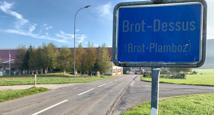 Elections communales : Brot-Plamboz