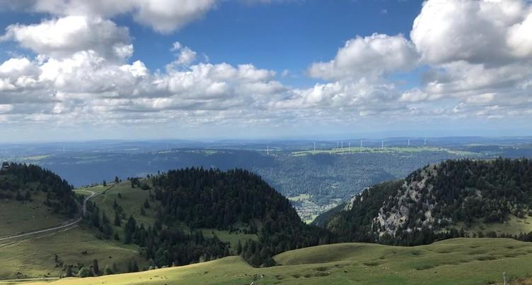 Bilan positif pour le Parc régional Chasseral