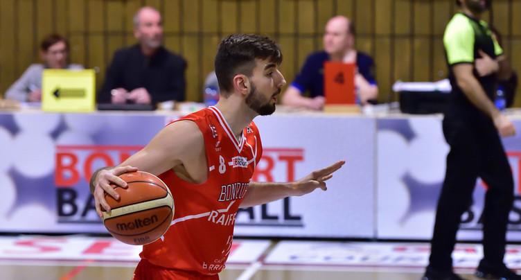 Le BC Boncourt se rate à Genève