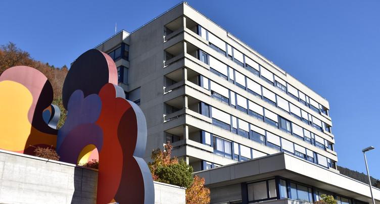 Hôpital de Moutier : le canton du Jura satisfait