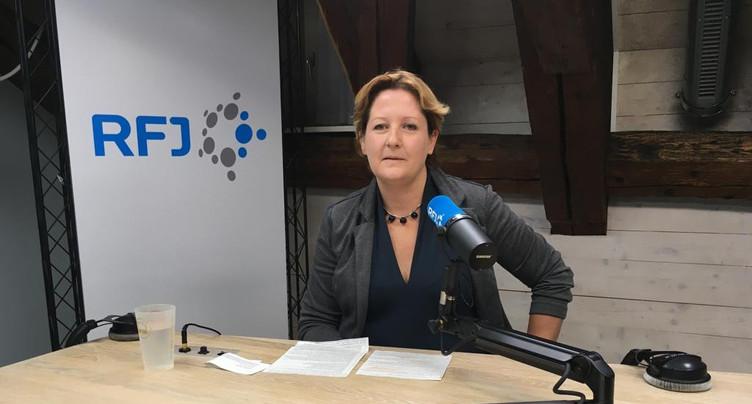Matinale spéciale élections : Céline Robert-Charrue Linder