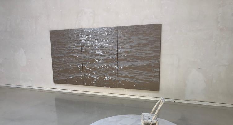 Deux expositions, deux univers