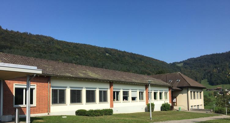 Un gros crédit en votation pour rénover l'école de Montsevelier