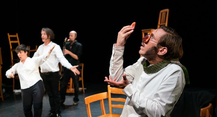 « Le Nez »: un spectacle qui sent le grotesque
