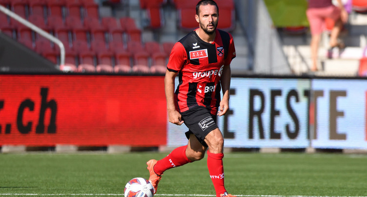 Xamax s'incline à Kriens