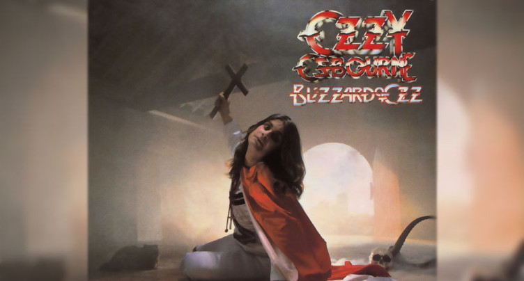 « Blizzard of Ozz » ou la résurrection d'Ozzy