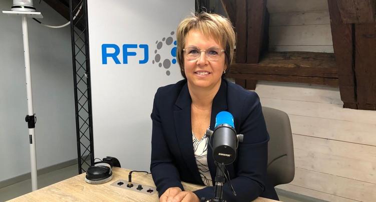 Matinale spéciale élections : Nathalie Barthoulot