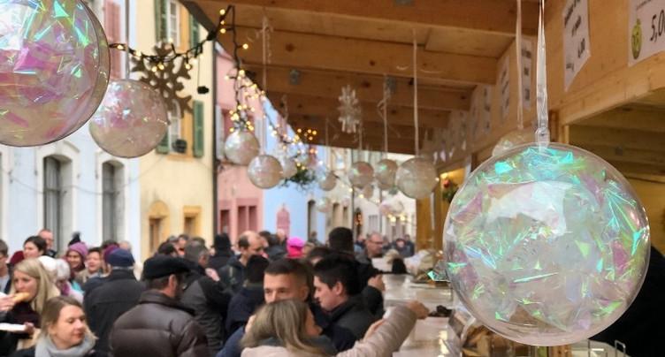 Le marché de Noël à Saint-Ursanne est annulé