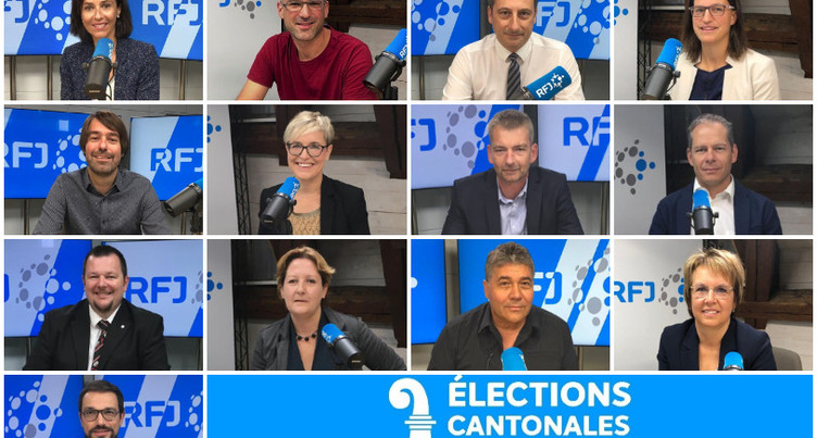 Elections cantonales : nos Matinales spéciales à revoir
