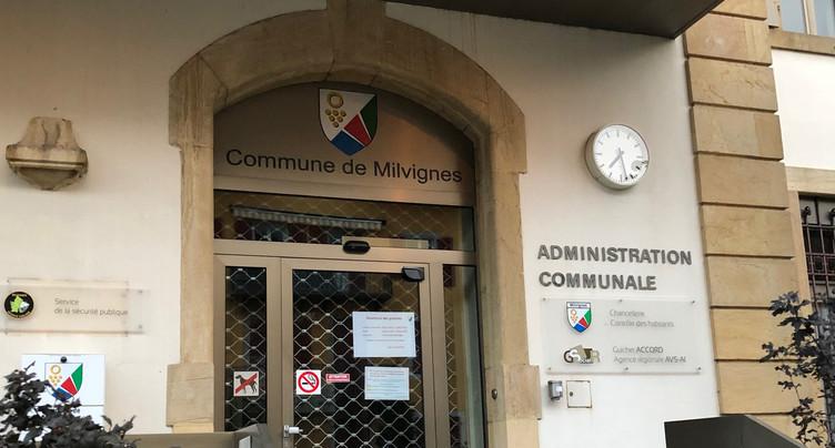 Élections communales : Milvignes