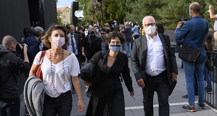 Les militants du climat condamnés en appel à Renens