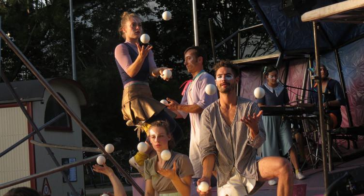 Le Cirque Chnopf entame sa 30e tournée