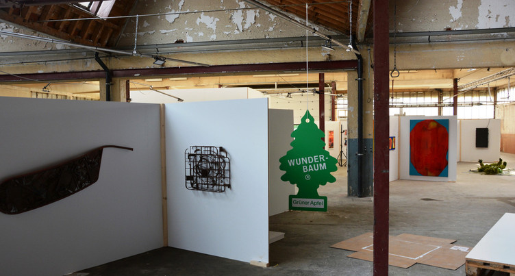 La Biennale de visarte.jura en mode Covid