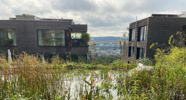 Une oasis de vie sauvage primée à Bienne