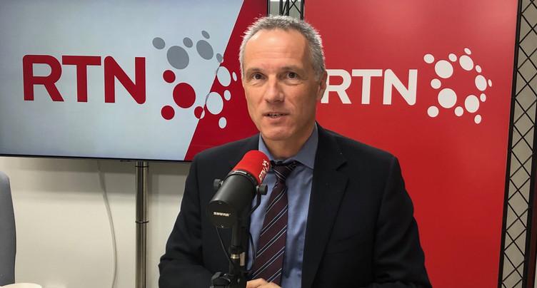Laurent Kurth juge l'approche de La Chaux-de-Fonds « partielle »