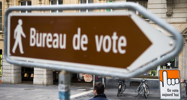 Deux initiatives au menu des votations
