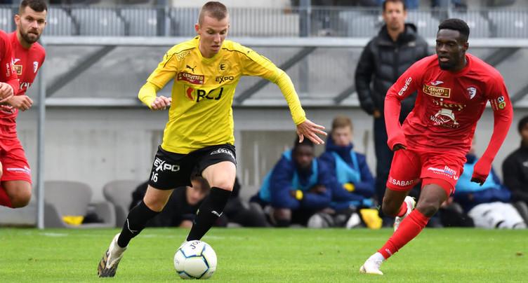 Le FC Bassecourt tient tête au leader