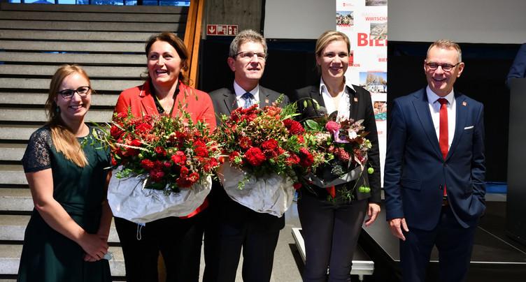 Erich Fehr dirigera un Conseil municipal à majorité féminine à Bienne