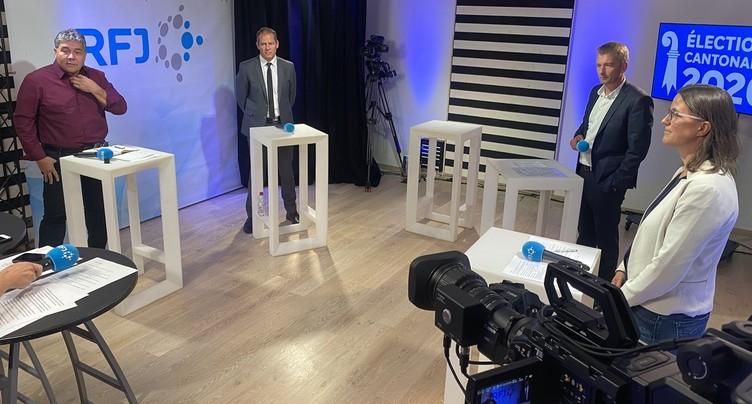 Le grand débat du Gouvernement jurassien en direct sur RFJ