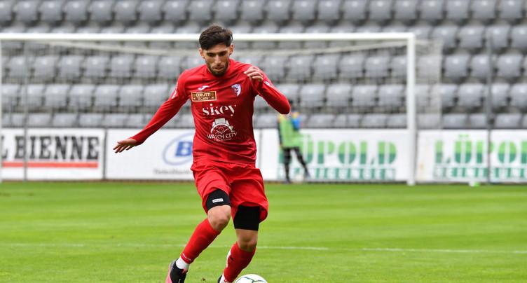 Le FC Bienne retrouve enfin les terrains au complet