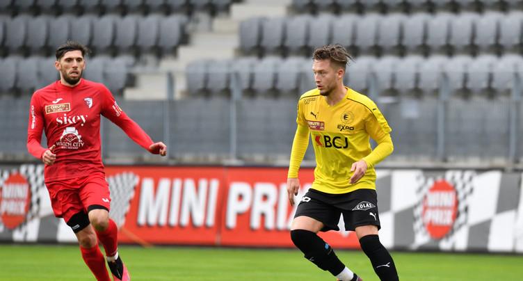Le FC Bassecourt assure son maintien