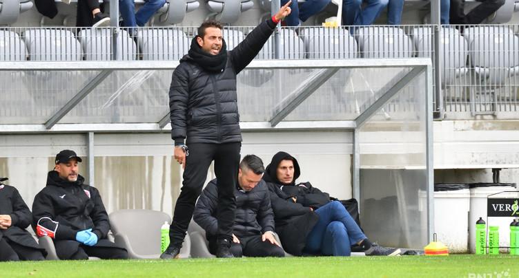 Anthony Sirufo prolonge au FC Bienne