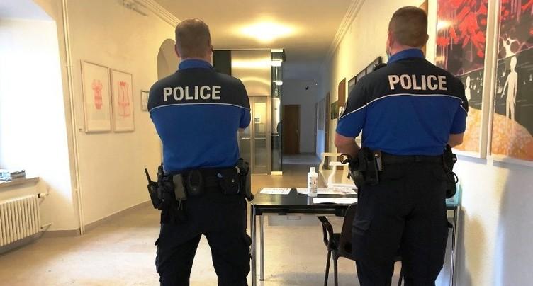La police assurera toujours la sécurité des députés jurassiens