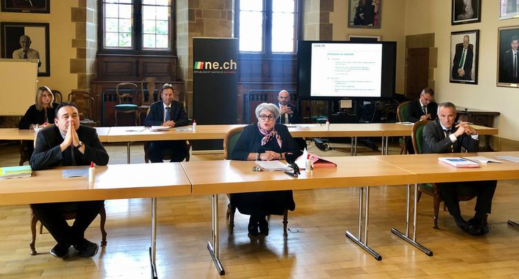 Le coronavirus ne plombera pas totalement le budget de Neuchâtel