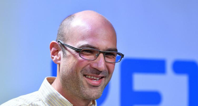 Vincent Schmitt élu à l'exécutif des Enfers
