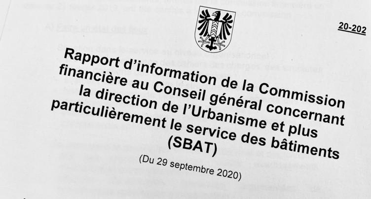 Affaire Gaillard : la Commission financière reste sévère