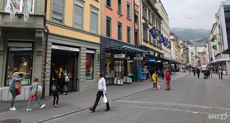 Bienne : la JS demande une ville sans voiture