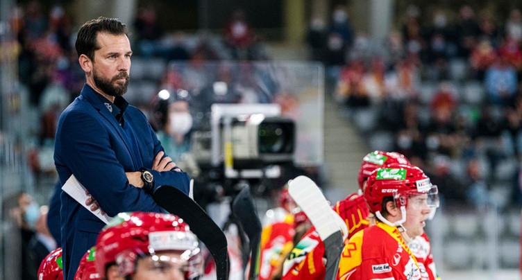 Lugano-Bienne reporté en janvier