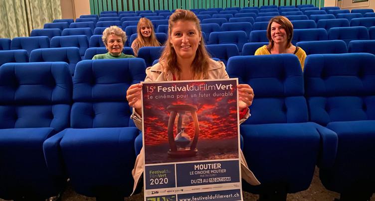 Le Festival du Film Vert reportée