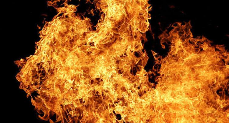 St-Imier: feu causé par un défaut de construction